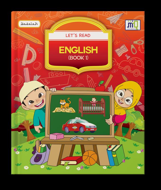 ENGLISH BOOK 1
